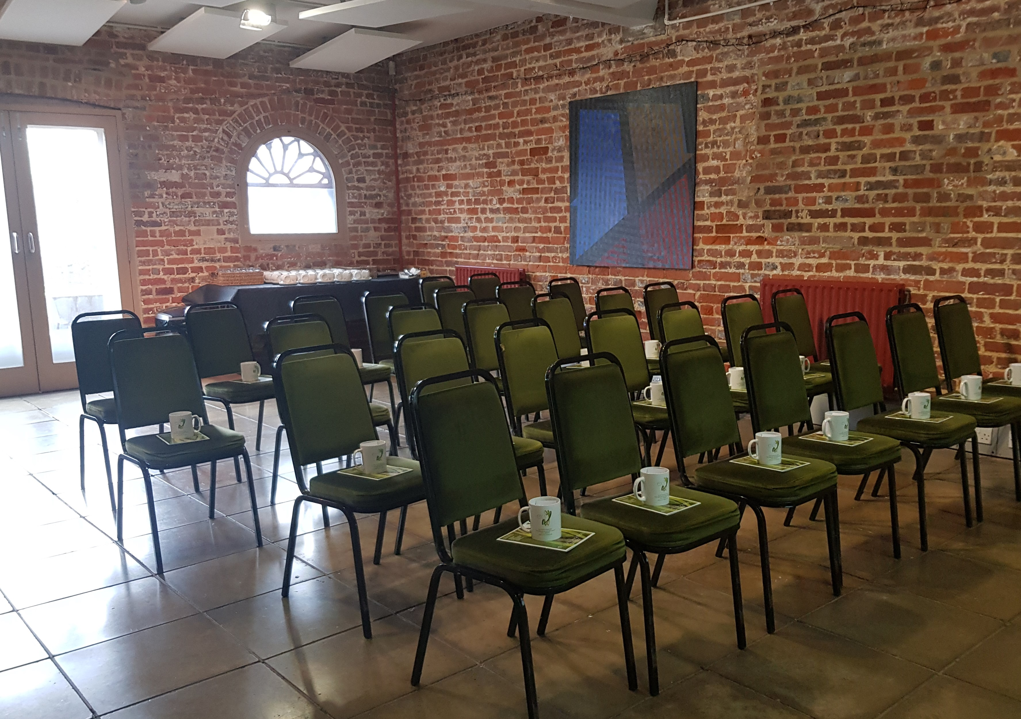 ECS recently held a CPD at the Quay Art Centre in Newport on the Isle of Wight.